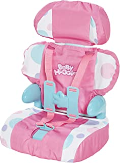 Booster Seat Handsome Appearance Magenta Or Dark Pink With Safety Straps Hearty Bumbo Baby Floor Seat