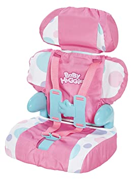 Casdon Baby Huggles Car Booster Seat