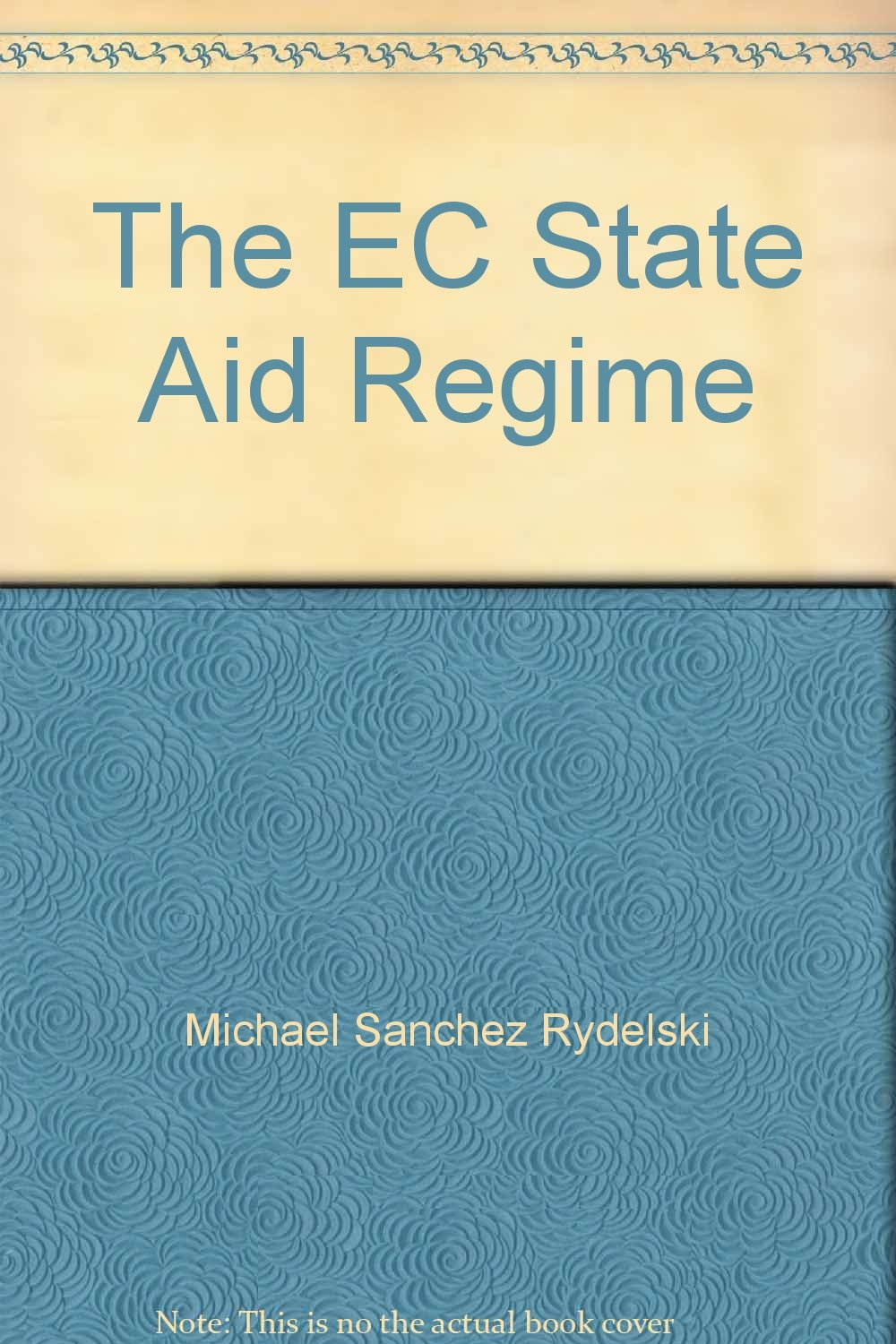Download The EC State Aid Regime PDF