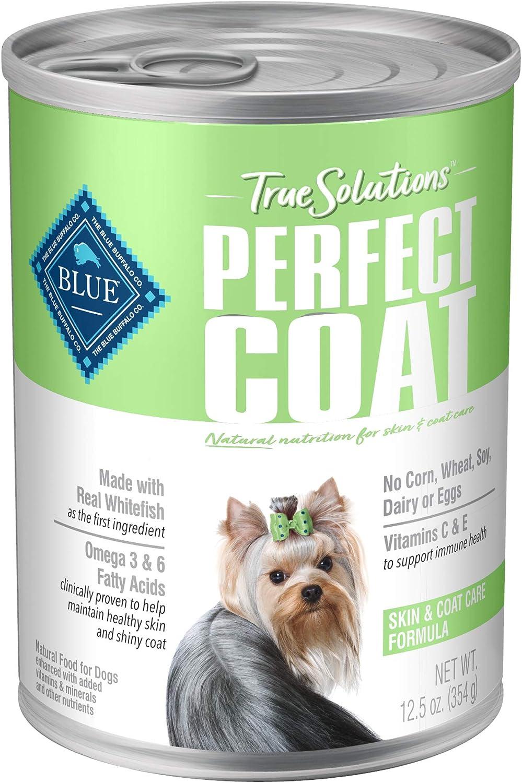 Blue Buffalo True Solutions Perfect Coat Natural Skin & Coat Care Adult Dog Food