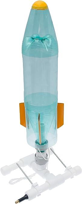 Botella Aire/Agua Lanzador de cohetes. H-base + r-trigger Kit