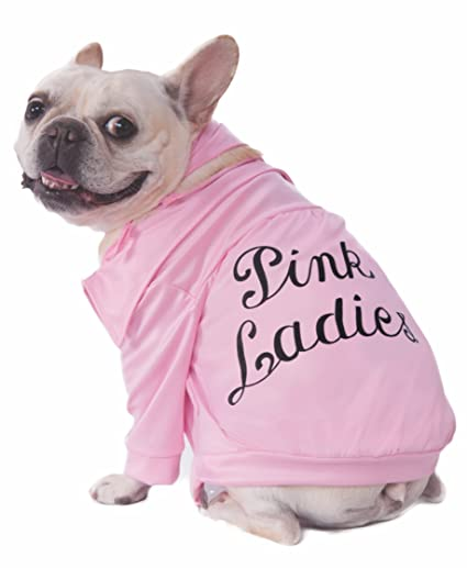 e468c293506 Rubie s Costume 580675-M Co Grease 40Th Anniversary Pet Pink Ladies Jacket
