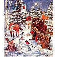 Babalu Christmas Advent Calendar - Santa
