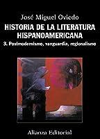 Historia De La Literatura Hispanoamericana: 3.