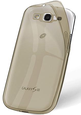 OneFlow Frosted Case para Samsung Galaxy S3 / S3 Neo | Funda Silicona Consta de TPU | Accesorios Cubierta protección móvil | Carcasa móvil paragolpes ...