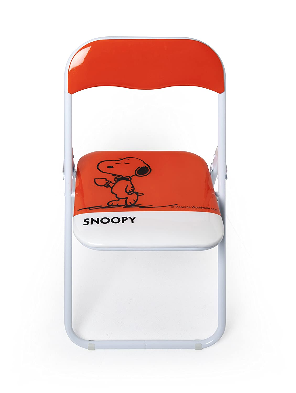 Brunch Time Silla Plegable Peanuts Snoopy Rojo