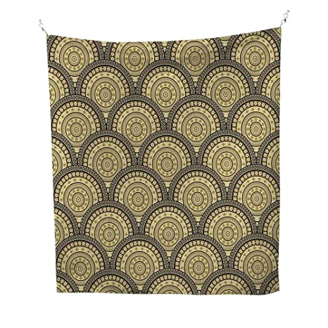 Awesome Amazon Com Geometricocean Tapestryarabesque Middle Eastern Squirreltailoven Fun Painted Chair Ideas Images Squirreltailovenorg