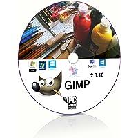 GIMP 2.8.18 DIGITAL PHOTO IMAGE EDITOR DVD