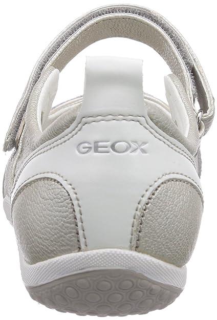 Geox D Vega Ball B, Ballerines femme - Blanc (Off Whitec1002), 40 EU   Amazon.fr  Chaussures et Sacs d5eff01a1111