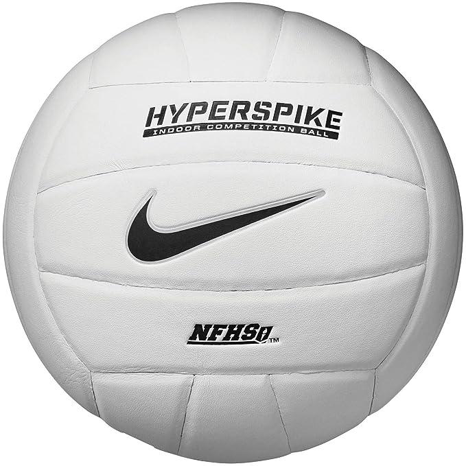 Nike Hyperspike 18P Pelota de Voleibol para Interiores, 5, Blanco ...