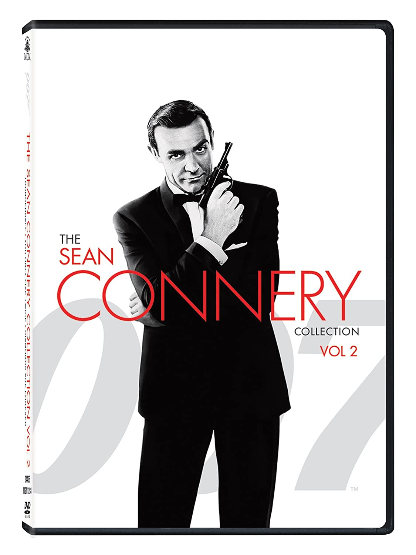 Amazon in: Buy 007: Sean Connery as James Bond Vol  2 - 3 Movies