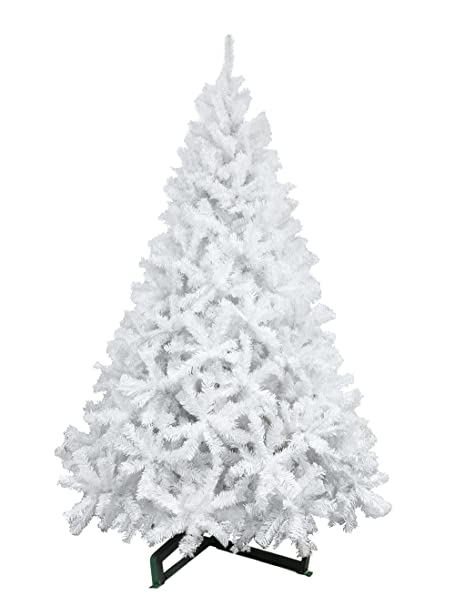 Lifetime Trees Sale 8 Foot White Artificial Christmas Tree 8ft 2 4m