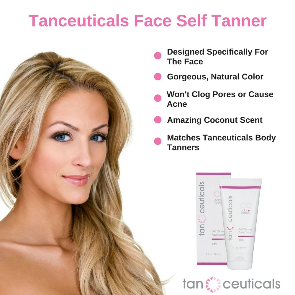 Looks - Self facial tanners video