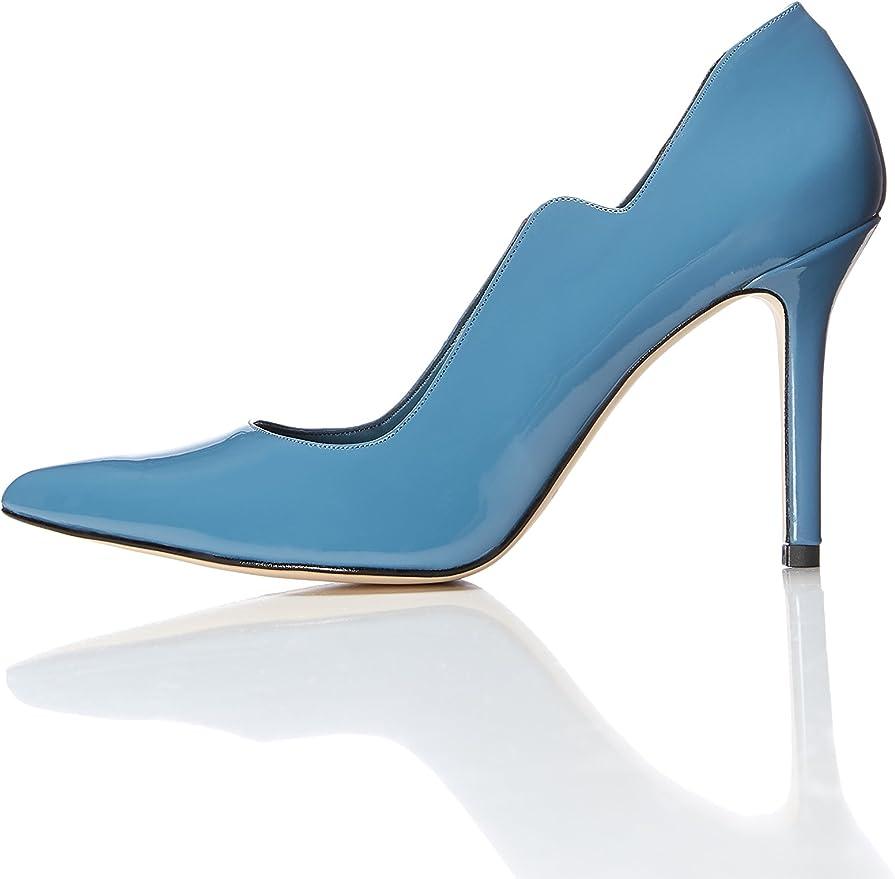 TALLA 37 EU. Marca Amazon - find. 37260 - Zapatos de Tacón Mujer