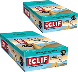 product image for Clif Bar Energy BAR - Cool Mint Chocolate - (2.4 oz, 24 Count) (Pack of 2)