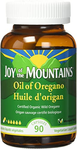 JOY OF THE MOUNTAIN Oil Of Oregano 90 Caps