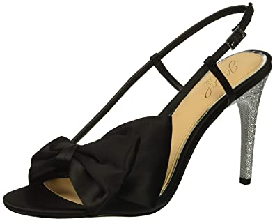89787b6d1b7 Amazon.com  Badgley Mischka Women s Johanna Heeled Sandal  Shoes