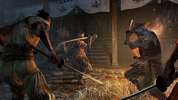 SEKIRO - Shadows Die Twice - Collectors Edition - Xbox One ...