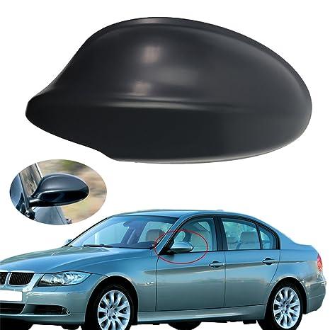 Amazon.com: Free2choose Left Side Mirror Cover for 3-Series E90 E91 325i 328i 330i Sedan 2005-2008: Automotive