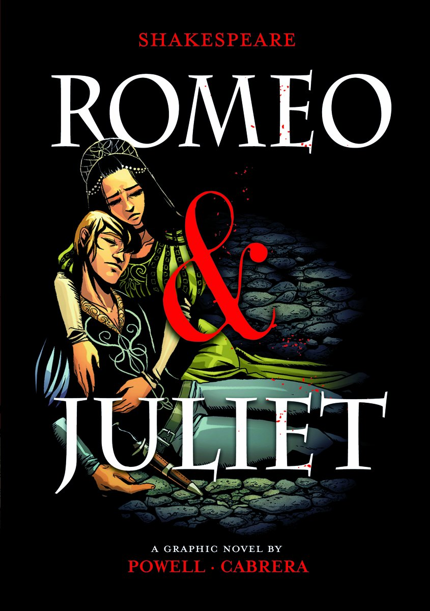 Read Online Romeo and Juliet (Shakespeare Graphics) pdf
