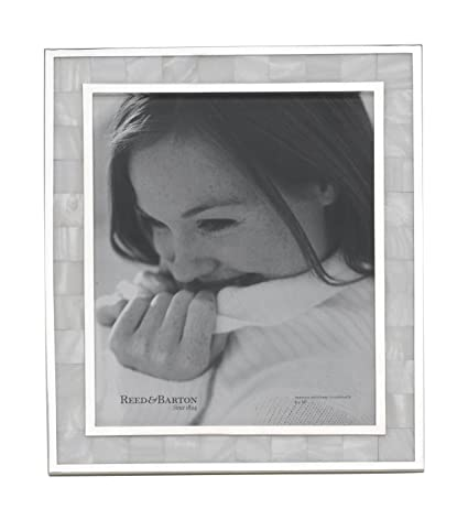 Amazoncom Reed Barton Mother Pearl Frame 5 X 7 Inch Frames