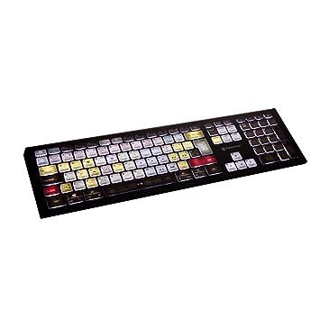 Editores Teclas Teclado Adobe Premiere CC | teclado retroiluminado para PC: Amazon.es: Electrónica