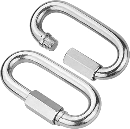 Connector Claw, Carabiner Lock Pave carabiner Lock Carabiner Oval Clasp CCL-020