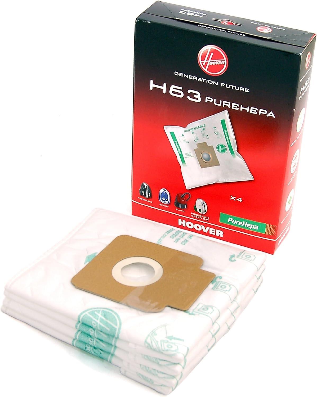 20Sacchetti per aspirapolvere adatti per Hoover Telios Plus TE70 TE10 TE70 TE03