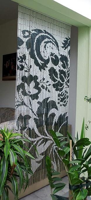 Amazon De Bambusturvorhang Bambusvorhang Turvorhang Ornament Xl