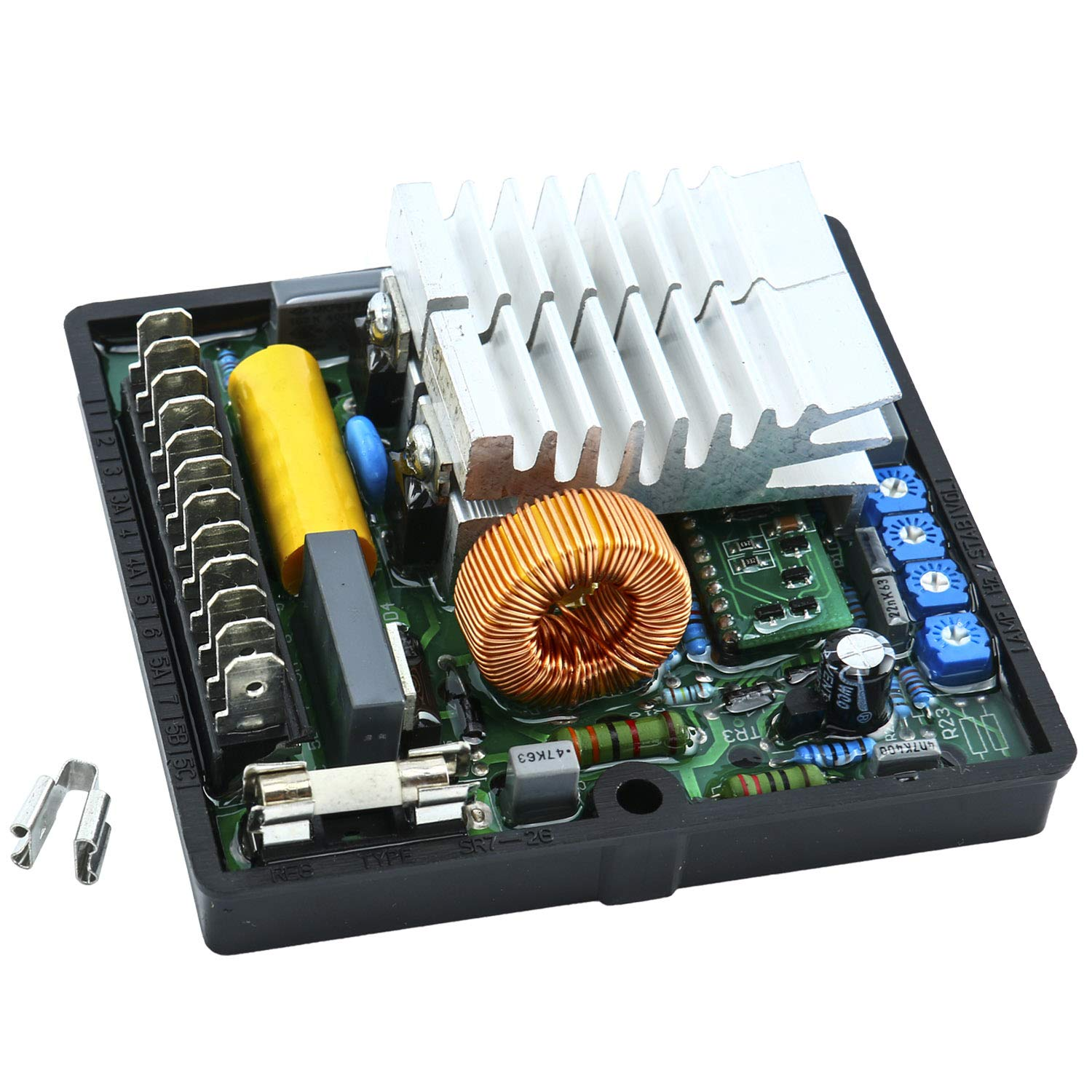 Automatic Voltage Regulator AVR SR7 for Generator AVR SR7-2G