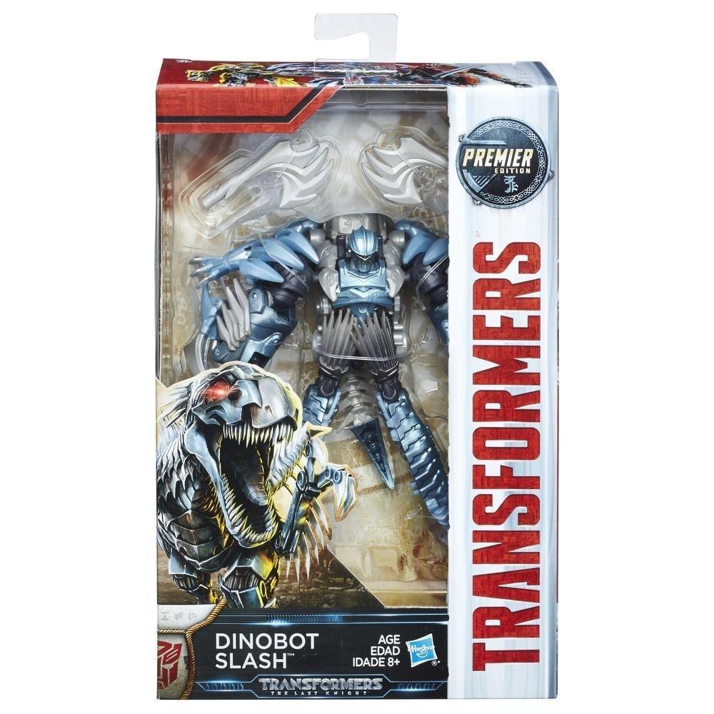 Hasbro Transformers C1323ES0 - Movie 5 Premier Deluxe Dinobot Slash, Actionfigur C1323ES1