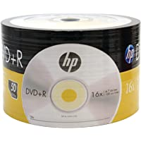 Hewlett Packard DR00070B 4.7GB 16x DVD+rs, 50-Pack