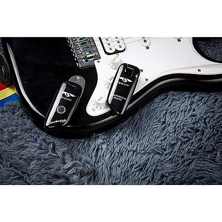 RONSHIN CE SWIFF WS-50 UHF Guitarra inalámbrica Transmisor ...