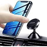 Joyroom 2020 Upgrade Magnetic Car Phone Mount for Dashboard,【6 Strong Magnets】 Phone Holder for Car Dashboard, 360…
