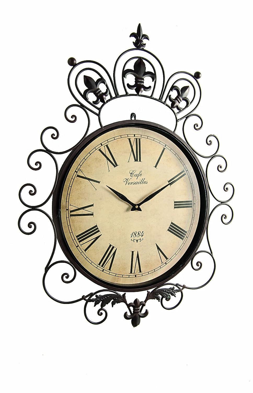 Gardman 17110 versailles clock amazon garden outdoors amipublicfo Image collections