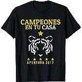 Tigres UANL Campeones en tu Casa - Jersey T Shirt Playera MX