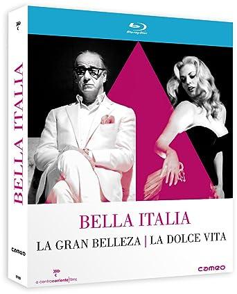 Pack Bella Italia: La Gran Belleza y La Dolce Vita Blu-ray: Amazon ...