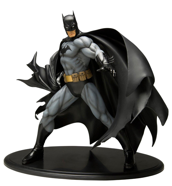 Kotobukiya Batman ArtFX Statue (Black Costume Version)