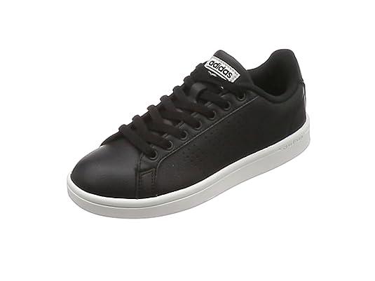 best website 8f5f8 5e0da Adidas CF Advantage CL, Zapatillas de Deporte para Mujer, Negro  NegbasPlamet 000