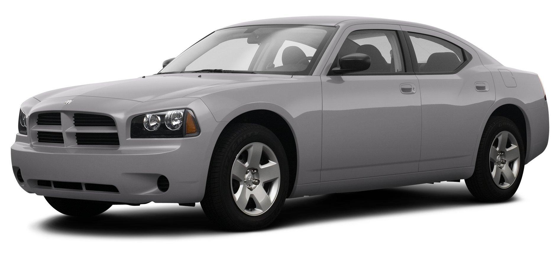 2008 Dodge Charger 4 Door Sedan Rear Wheel Drive