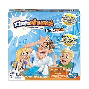 Hasbro Gaming Juego Chafa El Huevo C2473175 Amazon Es Juguetes