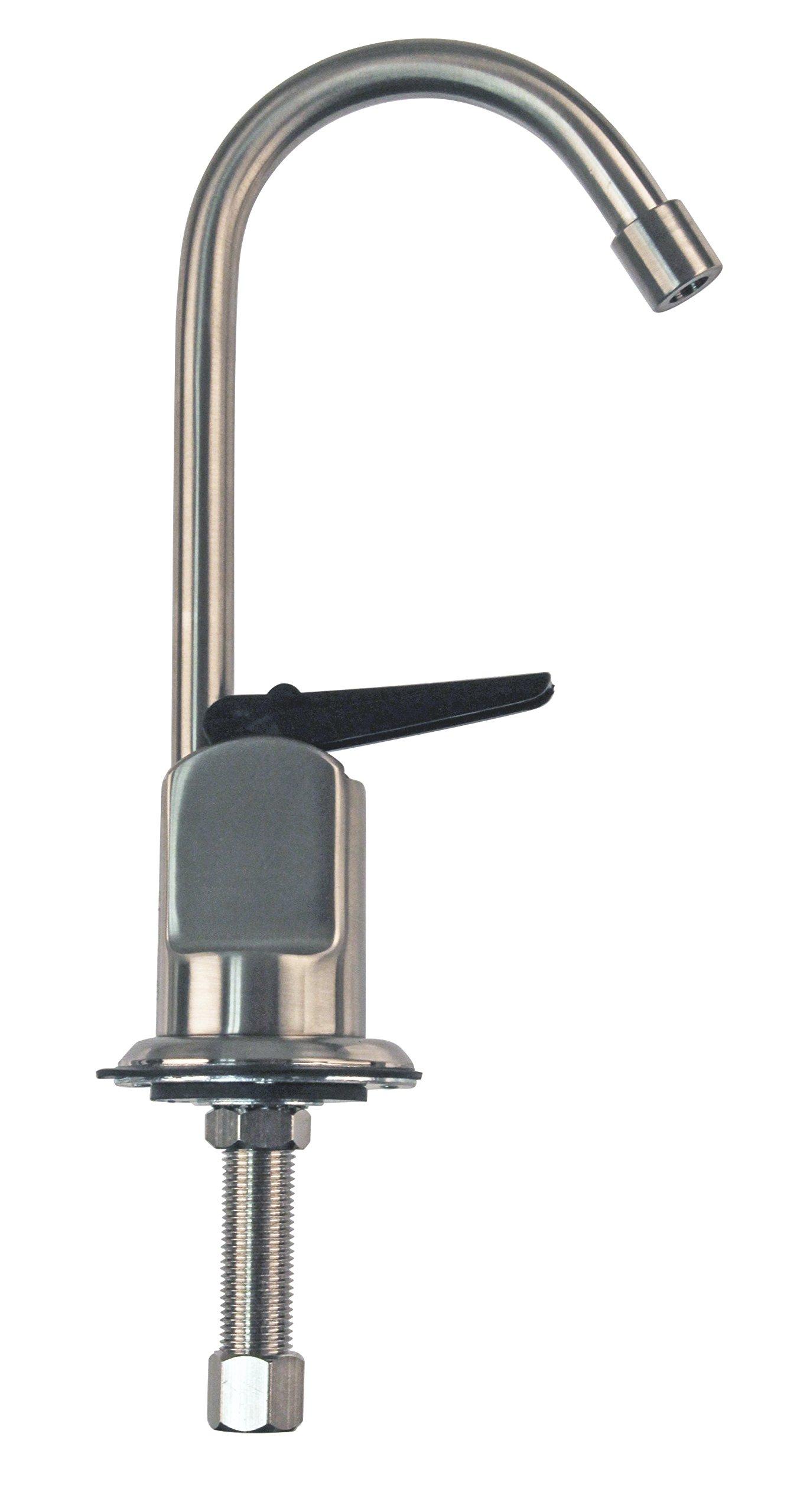 Westbrass R203-NL-07 Water Dispenser, Satin Nickel