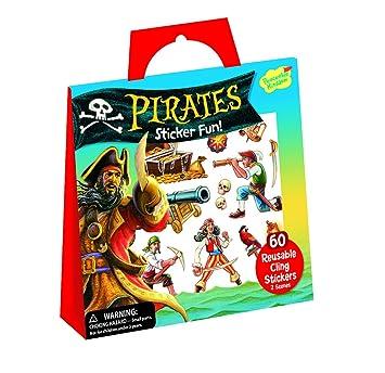 Peaceable Kingdom Reino apacible 05453 - Piratas Etiqueta ...