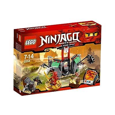 LEGO Ninjago Mountain Shrine 2254: Toys & Games