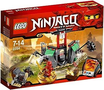 LEGO Set De Juegos 2254 - La Montaña Sagrada (Ref. 4611483 ...
