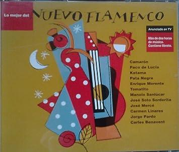 Amazon.com: Lo Mejor Del Nuevo Flamenco: Music