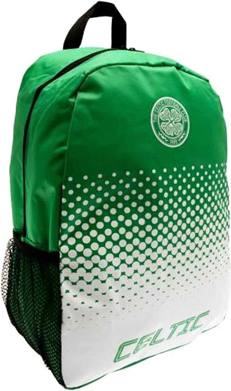 Premier League Sports Rucksacks Sac /à Dos de Sport Officiel Celtic FC pour l/école ou Le Travail