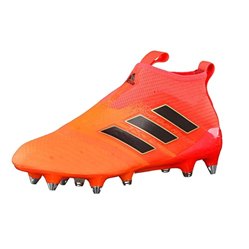 newest 52655 d81b9 adidas Ace 17+ Purecontrol SG, Scarpe da Fitness Uomo, Arancione (Narsol