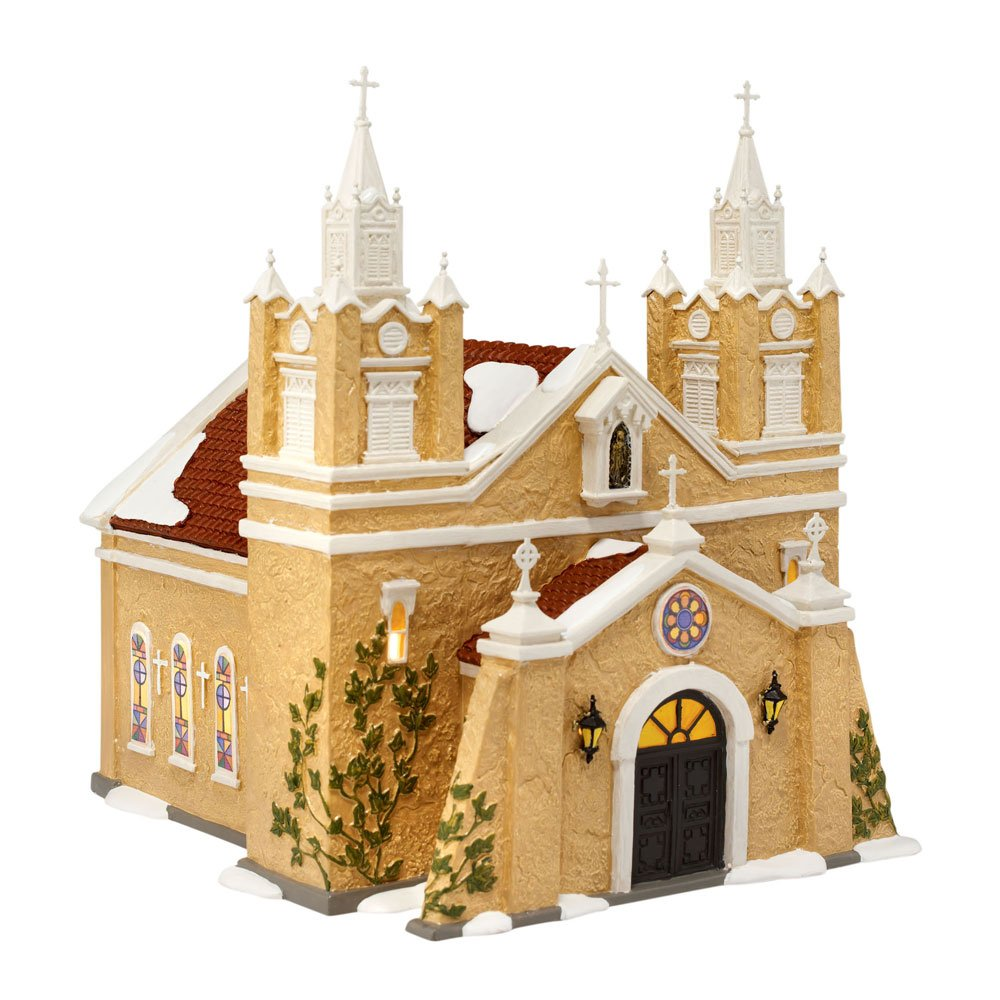 Department 56 Snow Village Our Lady of Guadalupe Accessory Figurine