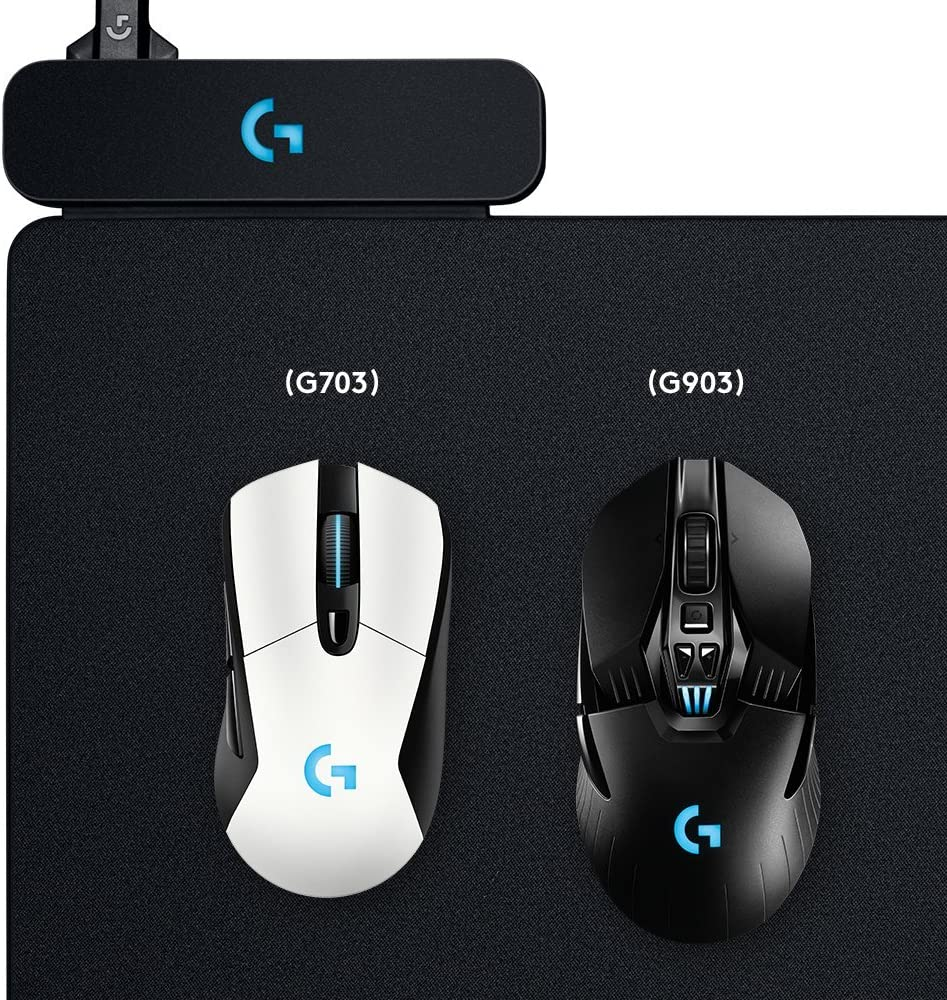 Black Logitech G Pro Gaming Headset